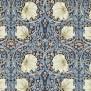 Gardinlängd William Morris - Pimpernel Blå