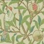 Tapet William Morris - Bird & Pomegranate - William Morris  Bird & Pomegranate Creme