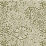 Tyg William Morris - Marigold - William Morris-Marigold Grön
