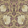 Tapet William Morris - Pimpernel - Tapet William Morris - Pimpernel Fig/Sisal