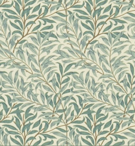 Gardinlängd William Morris - Willow Bough Minor Grön - Längd < 1,85 WB Minor Grön