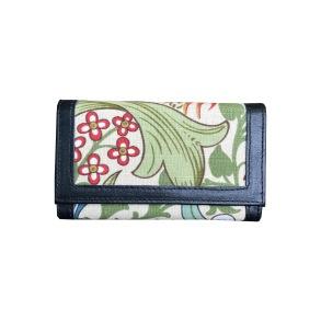 Plånbok William Morris - Golden Lily Creme