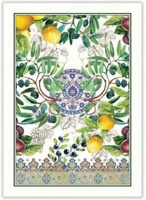 Kökshandduk Michel Design Works - Tuscan Grove - Kökshandduk Michel Design Works - Tuscan Grove