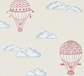 Tapet Kids - Balloons - Tapet Kids - Balloons Beige