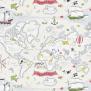 Tapet Kids - Treasure map - Tapet Kids - Treasure map Multi