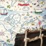 Tapet Kids - Treasure map