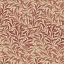 Gardinlängd William Morris - Willow Bough Röd - Längd < 3,25 WB Röd