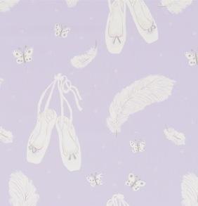 Tyg Kids - Ballet Shoes - Tyg Kids - Ballet Shoes Lila