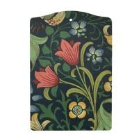 Skärbräda William Morris - Golden Lily Mörkblå