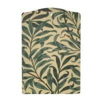 Skärbräda William Morris - Willow Bough Kretong Grön
