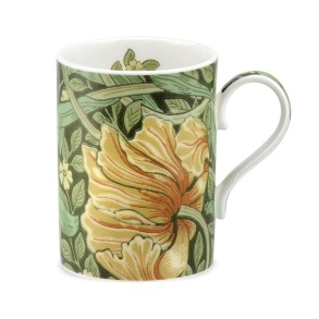 Mugg William Morris - Pimpernel Grön - Mugg William Morris - Pimpernel Grön