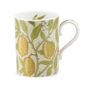Mugg William Morris - Fruit Cream - Mugg William Morris - Fruit Cream