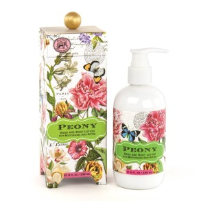 Hand & Body Lotion - Michel Design Works Peony - Hand & Body Lotion - Michel Design Works Peony