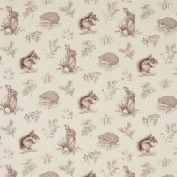 Tyg Sanderson - Squirrel & Hedgehog