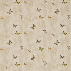 Tyg Sanderson - Wisteria & Butterfly - Tyg Sanderson - Wisteria & Butterfly Linen