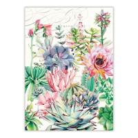 Kökshandduk - Michel Design Works Pink Cactus