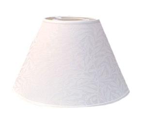 Lampskärm William Morris - Willow Bough Minor Vit Rund 25