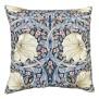 Kudde William Morris - Pimpernel Blå