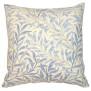 Kudde William Morris - Willow Bough Blå