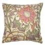 Kudde William Morris - Pink and Rose RosaLila