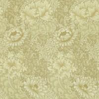 Tapet William Morris - Chrysanthemum Ivory/ Canvas