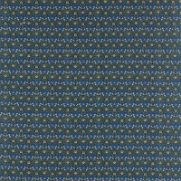 Tyg William Morris - Eye Bright Indigo 226597