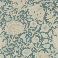 Tapet William Morris - Double Bough Slate Blue