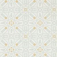 Tapet William Morris - Brophy Trellis Ivory Sage