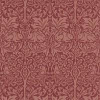 Tapet William Morris - Brer Rabbit Church Red