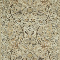 Tyg William Morris - Bullerswood Stone Mustard