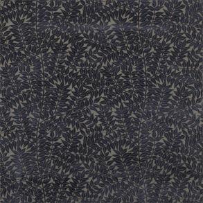 Tyg William Morris - Branch Indigo Vellum