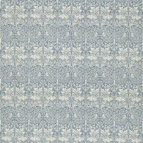 Tyg William Morris - Brer Rabbit Slate Vellum