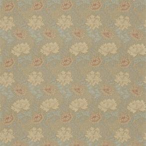 Tyg William Morris - Chrysantemum Beige Dusky Pink