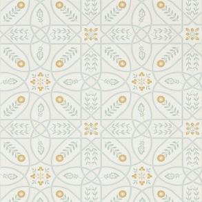 Tapet William Morris - Brophy Trellis Ivory Sage - Tapet William Morris Brophy Trellis 216670