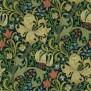 Tapet William Morris - Golden Lily Indigo - Tapet William Morris Golden Lily 210429
