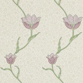 Tapet William Morris - Garden Tulip Artichoke - Tapet William Morris Garden Tulip 210393