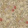 Tapet William Morris - Golden Lily Biscuit Brick - Tapet William Morris Golden Lily 216462