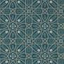 Tapet William Morris - Brophy Trellis Deep Teal - Tapet William Morris Brophy Trellis 216699