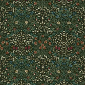 Tyg William Morris - Blackthorn Green