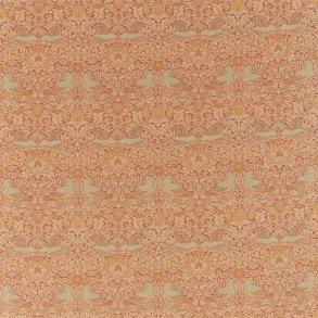 Tyg William Morris - Bird Weave Brick