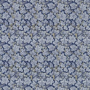 Tyg William Morris - Bramble Indigo Mineral
