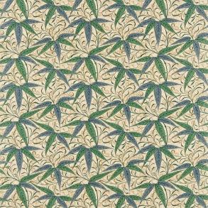 Tyg William Morris - Bamboo Thyme Artichoke