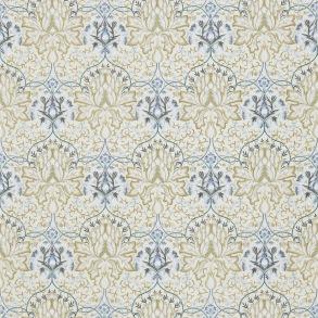 Tyg William Morris - Arichoke Embroidery Soft Gold Cream