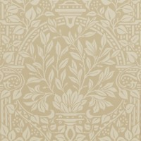 Tapet William Morris - Garden Craft Manilla