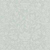 Tapet William Morris - Garden Craft Duckegg