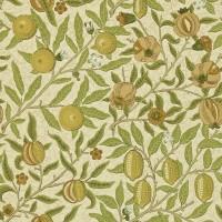 Tapet William Morris - Fruit Lime/ Green