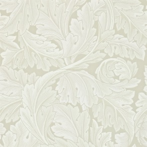 Tapet William Morris - Acanthus Chalk - Tapet William Morris Acanthus 212554