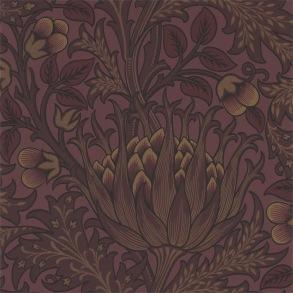 Tapet William Morris - Artichoke Wine - Tapet William Morris Artichoke 210355