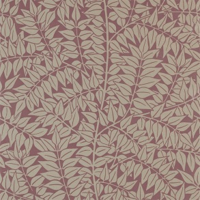 Tapet William Morris - Branch Heather - Tapet William Morris Branch 210373