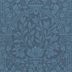 Tapet William Morris - Garden Craft Ink - Tapet William Morris Garden Craft 210357
